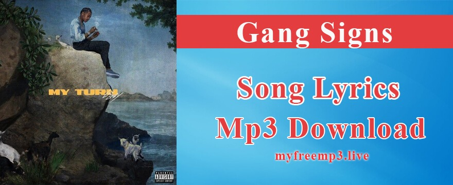 Gang Signs Song Mp3 Download