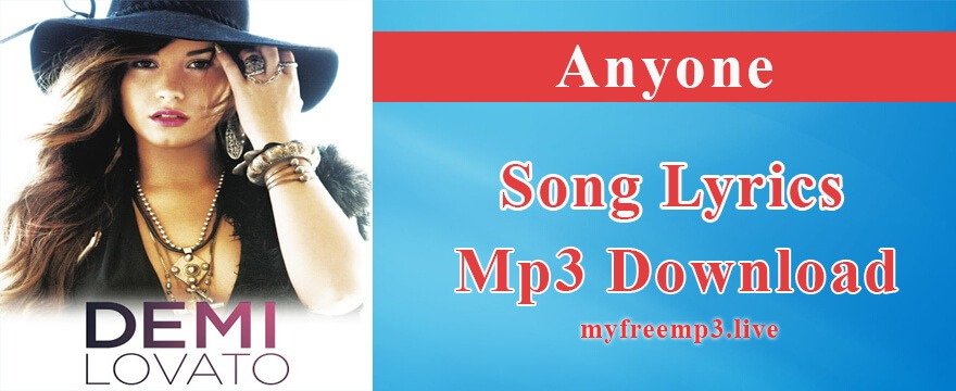 anyone Song Mp3 Download