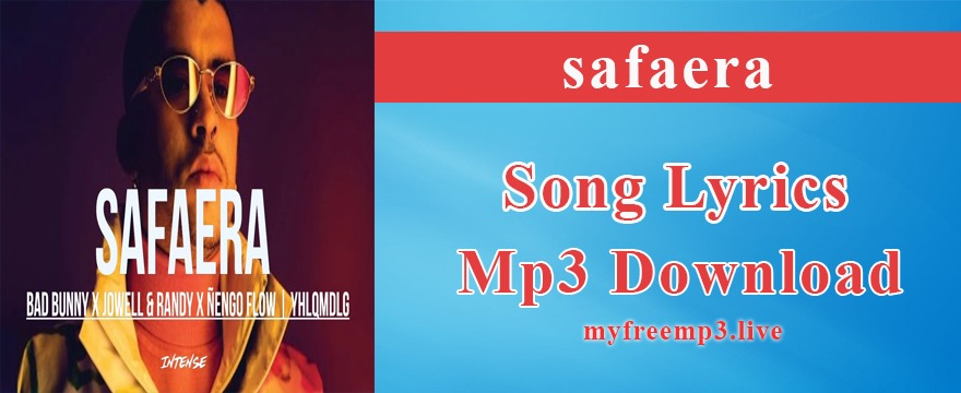 safera song