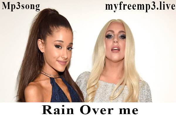 Rain over me song download