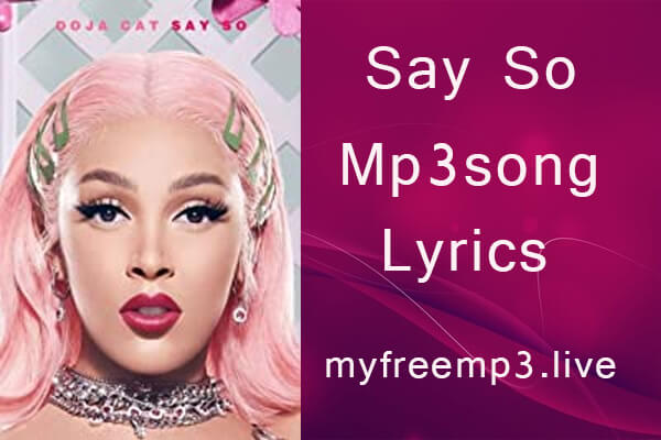 say so mp3 song download