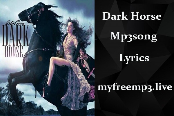 dark horse mp3 song download