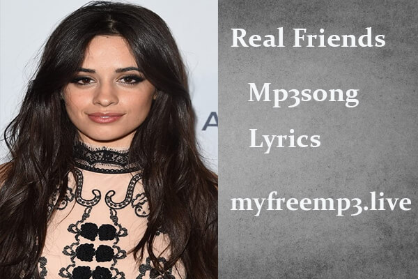 real friends mp3 song download