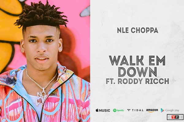 walk em down song download