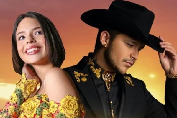 Christian Nodal, Ángela Aguilar - Dime Cómo Quieres Song Mp3